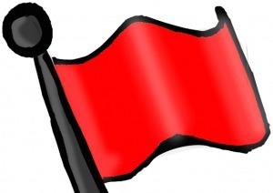 red flag jazart