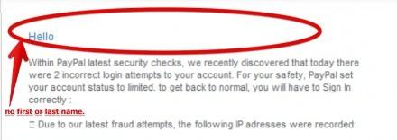 epp scam do not address