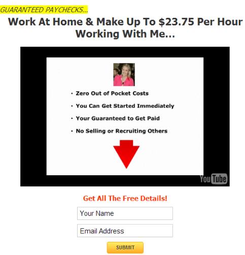 IncomeSnap Deceptive Image