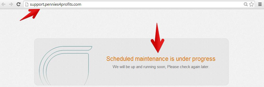 p4p maintenance