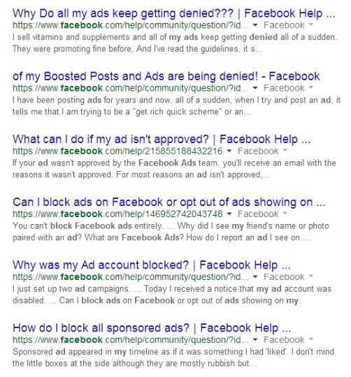 FaceBeast GS Ads Blocked