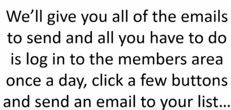 The Email Syndicate Give