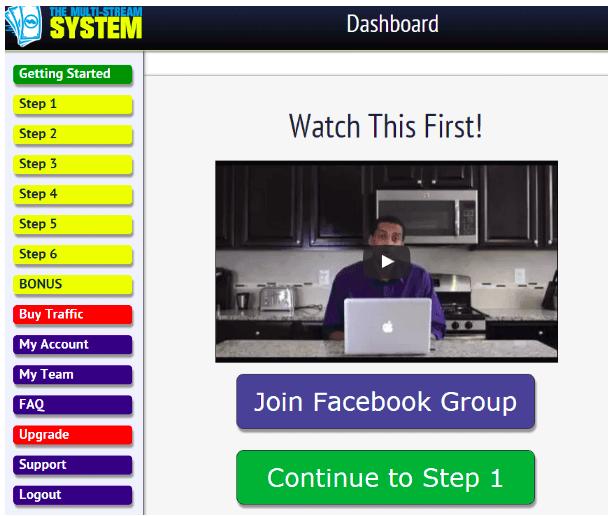 MultiStreamSystem
