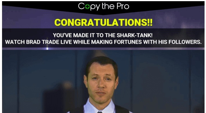 CopyThePro The Shark Tank