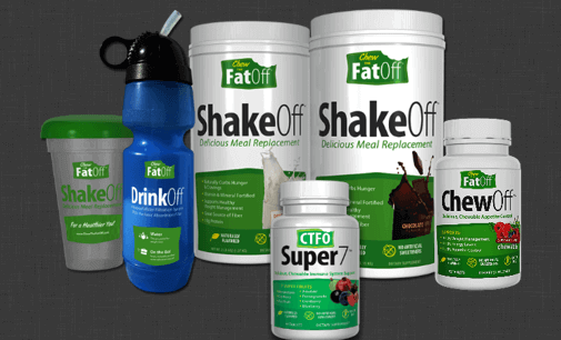 chew the fat off product line