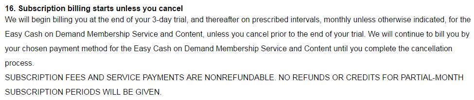 FBB Cancel