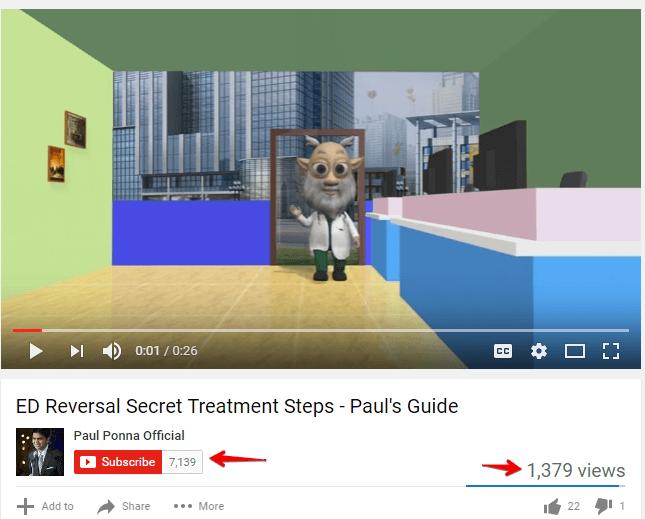 YouTube ED