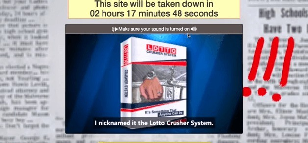 lotterydominatorsystem lottocrusher gone