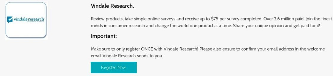 firstrateresponse vindaleresearch