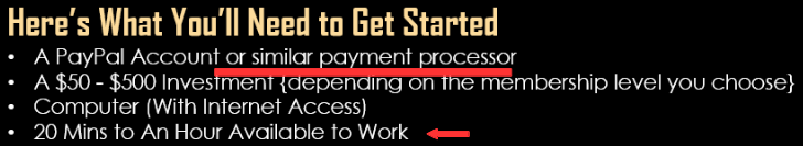 InstantCashSolution work little hours