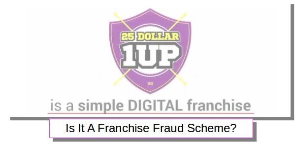 25D1Up digital franchise Review