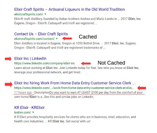 search result for elixir