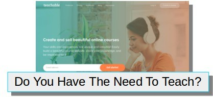Amazon Course Creation Software  Teachable  Offer