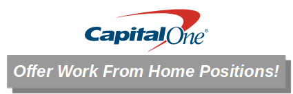 capital one job from home