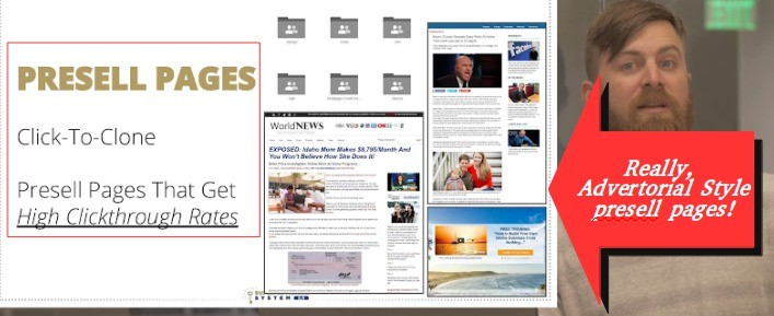 ijcas presell pages