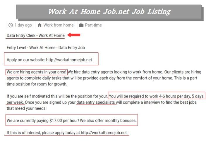 wahjn job listing
