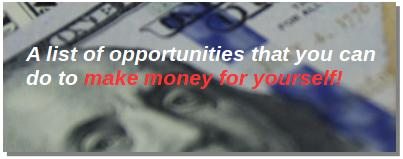 Looking For Ways To Earn From Home?