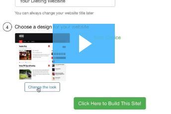 Create A Website!